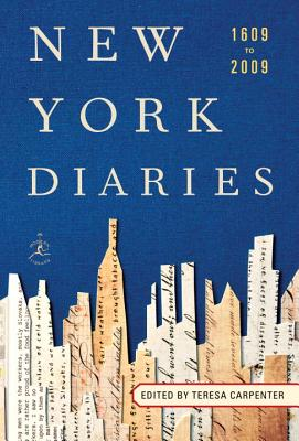 New York Diaries Cover