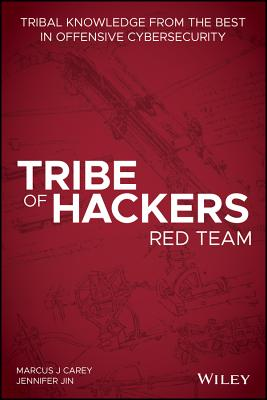 Tribe of Hackers Red Team: Tribal Knowledge from the Best in Offensive Cybersecurity Cover Image