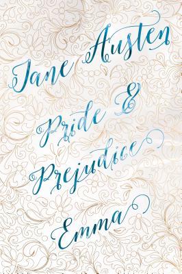 Jane Austen Deluxe Edition (Pride & Prejudice; Emma) (Romantic Fantasy) Cover Image