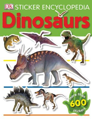 Dinosaurs [With More Than 600] Cover