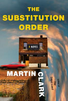 The Substitution Order: A novel Cover Image