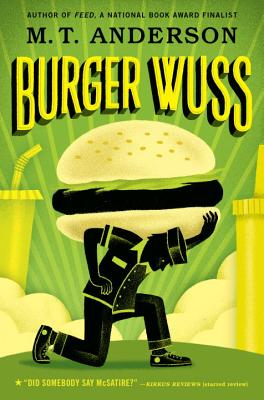 Burger Wuss Cover Image