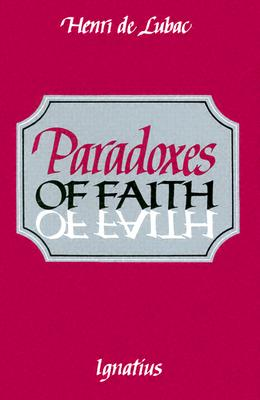 Cover for Paradoxes of Faith