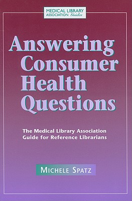 Cover for Answering Consumer Health Questions