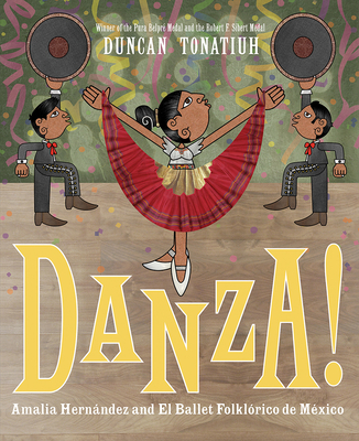 Danza!: Amalia Hernández and Mexico's Folkloric Ballet Cover Image