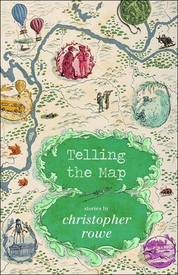 Telling the Map: Stories Cover Image