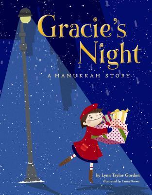Gracie's Night: A Hanukkah Story Cover Image