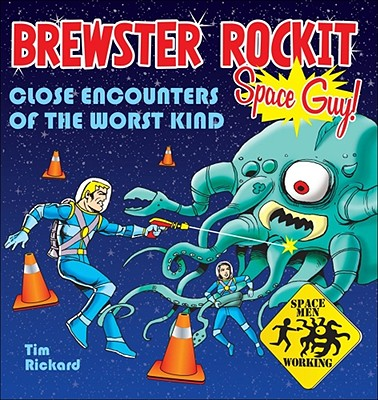 Brewster Rockit Cover