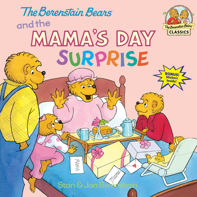The Berenstain Bears and the Mama's Day Surprise Cover