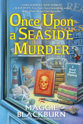 Once Upon a Seaside Murder (A Beach Reads Mystery #2) Cover Image