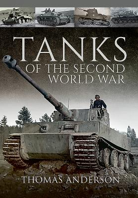 Tanks of the Second World War Cover Image