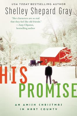 His Promise: An Amish Christmas in Hart County Cover Image