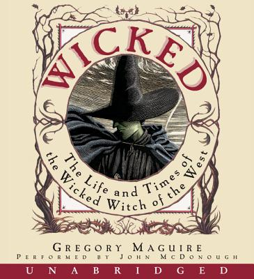 Wicked CD (Wicked Years #1) Cover Image