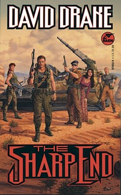 The Sharp End (Baen) Cover Image
