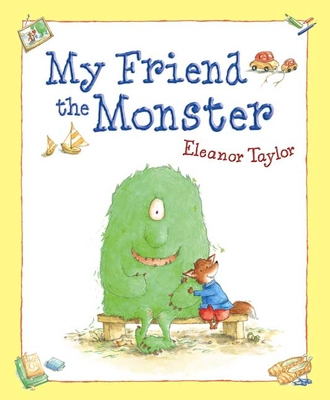 My Friend the Monster Cover