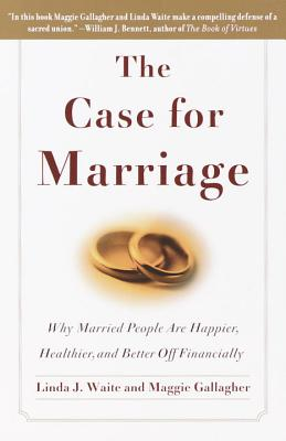 The Case for Marriage Cover