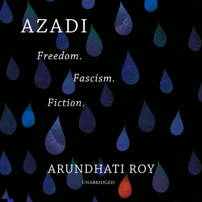 Azadi: Freedom. Fascism. Fiction. Cover Image