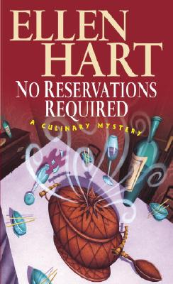 No Reservations Required Cover