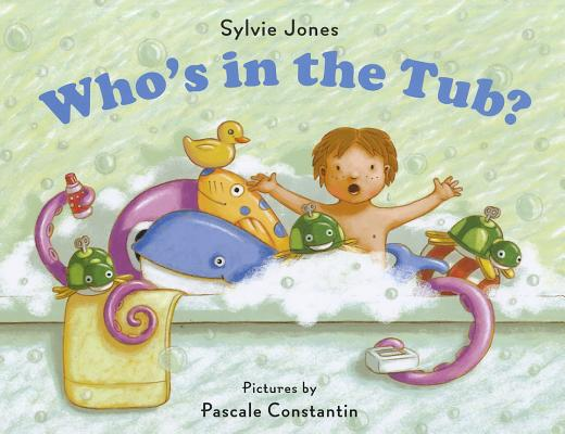 Who's In the Tub? Cover