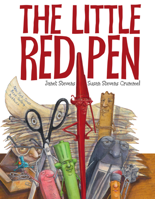 The Little Red Pen Cover