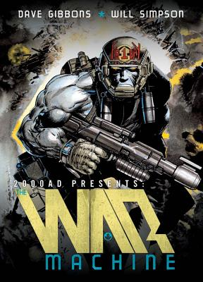 The War Machine Cover