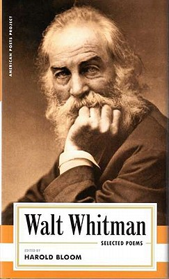 Walt Whitman Selected Poems Cover