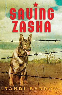 Saving Zasha Cover