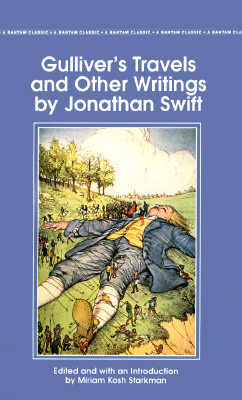 Gulliver's Travels and Other Writings Cover Image