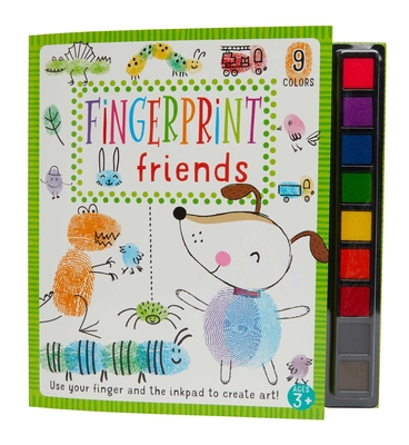 Fingerprint Friends (iSeek) Cover Image