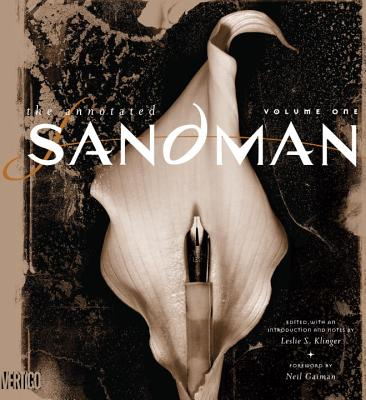 Annotated Sandman Volume 1 Cover