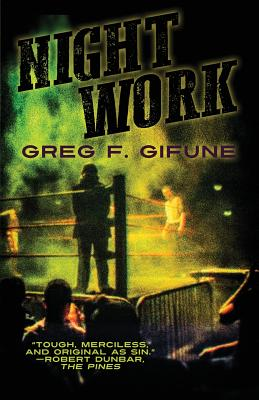 Cover for Night Work