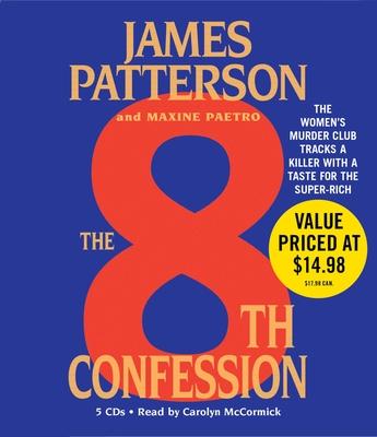 The 8th Confession Cover