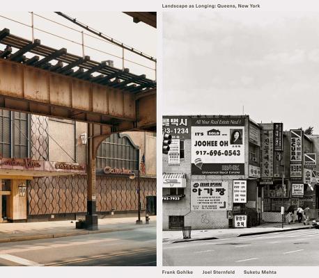 Frank Gohlke & Joel Sternfeld: Landscape as Longing Cover Image