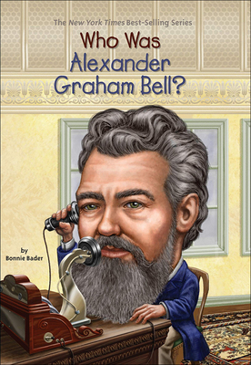 Cover for Who Was Alexander Graham Bell? (Who Was...?)