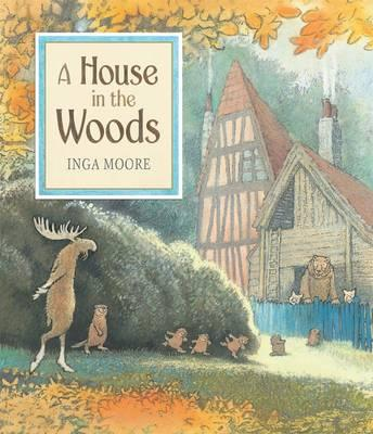 House in the Woods Cover Image