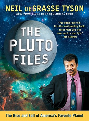 The Pluto Files Cover