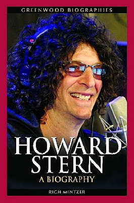 Howard Stern: A Biography (Greenwood Biographies) Cover Image