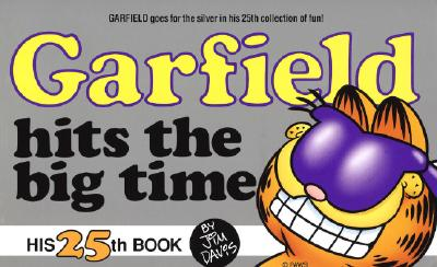 Garfield Hits the Big Time Cover Image