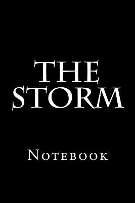 The Storm: Notebook Cover Image
