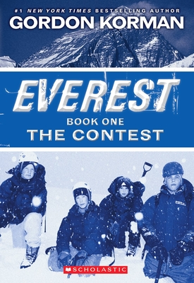 The Contest (Everest, Book 1) Cover Image