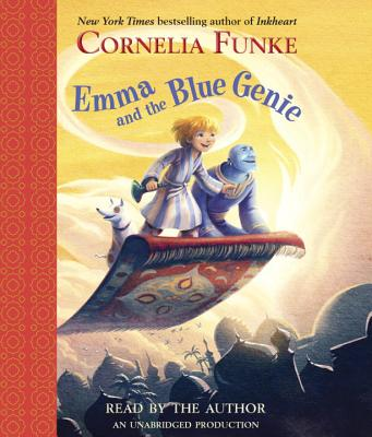 Cover for Emma and the Blue Genie