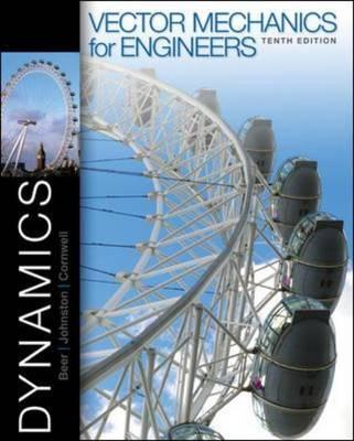 Vector Mechanics for Engineers: Dynamics Cover Image