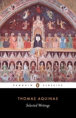 Selected Writings of Thomas Aquinas Cover Image