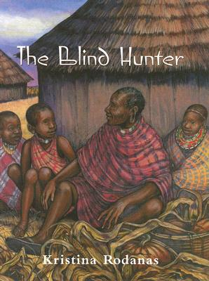 The Blind Hunter Cover