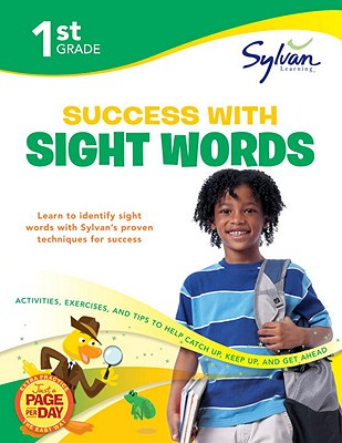 1st Grade Success with Sight Words Cover