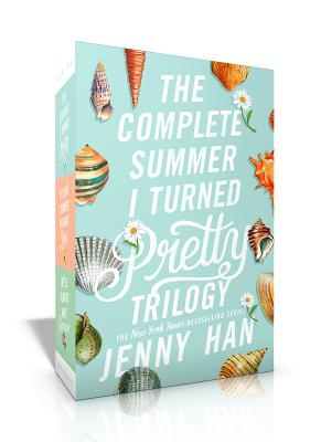 The Complete Summer I Turned Pretty Trilogy Cover
