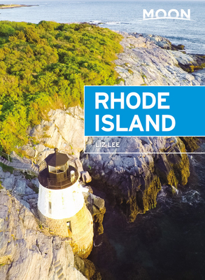 Moon Rhode Island (Travel Guide) Cover Image