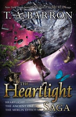 The Heartlight Saga (The Adventures of Kate) Cover Image