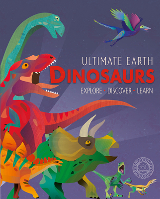 Ultimate Earth: Dinosaurs Cover Image
