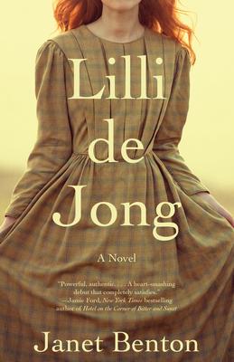 Lilli de Jong: A Novel Cover Image